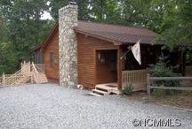 NC Log Homes for Sale