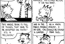 Smiles: Calvin & Hobbes / Calvin and Hobbes