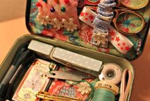 Sewing kits / by Lori Higgins