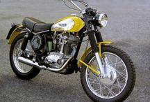 Ducati SCAMBLER C.C.450 anni 70
