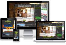 Internetagentur / Hier möchen wir euch unsere letzten Projekte im Bereich Internetauftritt, Landingpage, Micosite, Webshop und responsive Design vorstellen