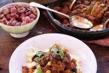 Culinária Africana (African Cuisine)
