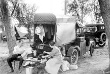 CAMPING/RVs--EARLY