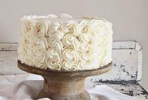 Cake/cupcake Decorating