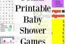 Hilda's baby shower