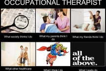 occupational therapy / by Amanda Kaspor