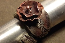amazing handmade copper jewelry / by Shasta Ference
