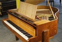 1940 - 1950 Piano Case Styles / Piano Case Styles from 1940 - 1950 at Besbrode Pianos