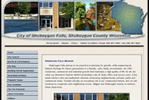 Wisconsin Municipal Websites by Laura Wagner / by Laura Wagner