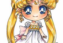 Sailor moon Agata