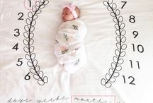 Milestone baby