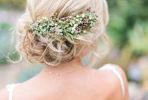 hår bryllup