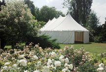 Georgie & Adrien, Bilbrough / Outdoor, country garden wedding