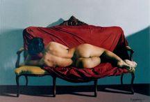 Female Figure - Figura Femenina / Oil painting / Pintura al oleo. Realism / Realismo
