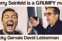 Ricky Gervais Comedy