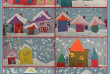 Preschool Winter Crafts / Winter Crafts and Games / by Patsy