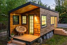 Cottages, Tiny Houses and Garage Conversions / Ideas and thoughts for additions and small living