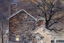 Ray Hendershot Paintings