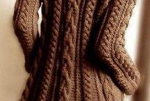 Вязание. Пальто, кардиганы