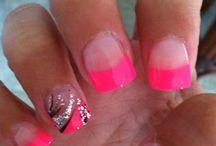 Hot pink :-)