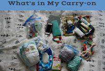 Travel Tips & Tricks / Travel | Travel Tips | Family Travel | Travel with Kids | Flying with Kids | Flying with Babies | Travel with Babies | Roadtrips | Interantional Trips | Traveling