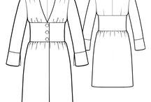 Projects: Sewing next up sleepwear / by Elizabeth Kobata