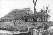 Boerderij historisch erf en landschap / Boerderij in zijn historische setting met erf en landschap