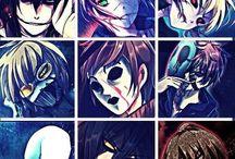 Anime et autres :p / Les trucs que j'aime bien :p