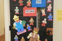 Lego Displays