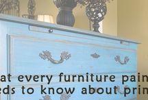 painting & furniture redos