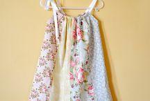 Pillowcase dress patterns / by Terri Conner