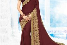 2629 Platinum 2 Embellished Design Rich Look Sarees