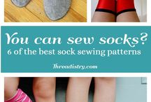 Sewing Socks and Shoes