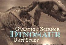 Dinosaurs- Homeschool