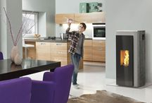 Rika Pellet stoves from Euroheat / A range of beautifully engineered pellet stoves featuring the very latest pellet technology to ensure smooth and efficient running for hours on end. All models contain a large in-built pellet hopper, and come with a choice of control options.