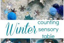 Kerstfeest winter ideeën