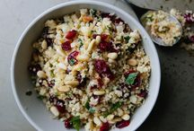 Recipes / by Sarah Lefkowitz