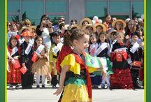 Doğa'da 23 Nisan Coşkusu / Doğa Okulları 23 Nisan Ulusal Egemenlik ve Çocuk Bayramı'nı 100'ün üzerinde kampüsünde coşkuyla kutladı!