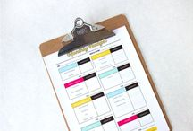 Organization for Moms / Tips and tricks to help moms stay organized.