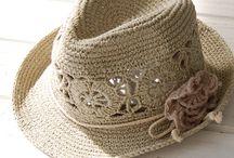 örgü şapka bere atkı