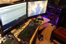 Gaming Room- Nerd