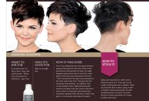 Ginnifer Goodwin / Hair and Style