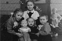 Старые фото с куклами