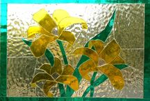 Unleaded Stained Glass Ideas