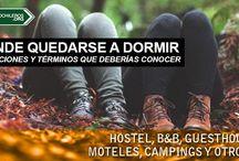 / CONSEJOS DE VIAJE / Ideas, trucos, secretos, #travel hacks, consejos de #viaje y utilidades para hacer mejores tus rutas por el mundo.  #viajes #mochileros #turismo #camping #viajar / by Mochileros .Org