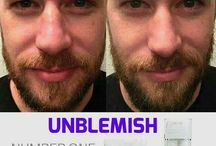 UNBLEMISH - acne / Unblemish is for acne and is Number 1 in the US out of all premium skincare treatments and products for acne.