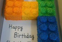 Noah's 7th day cake