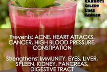 juicing for healthy body