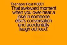 #Awkward