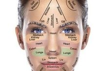 Facial Renewal Gymnastics: Japanese Facelift Rubbing System / A Face Workout Regime Can Restore Face And Throat Skin For A Younger Appearance